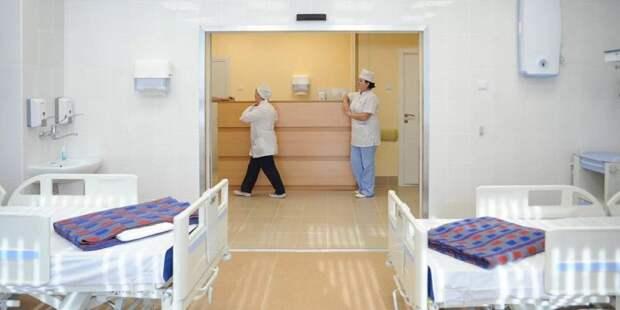 Ракова: Сбежавшие пациенты возвращены в больницу в Коммунарке