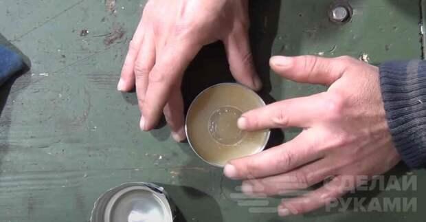Как сделать уплотнительную прокладку с помощью парафина и силикона