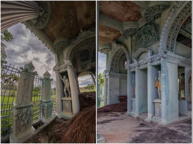 Атмосферное виртуальное фотопутешествие по заброшенным особнякам и виллам Таиланда