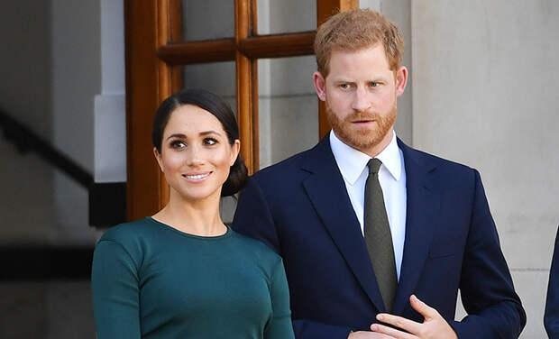 Контент от Сассексов: Меган Маркл и принц Гарри подписали крупный контракт с Netflix