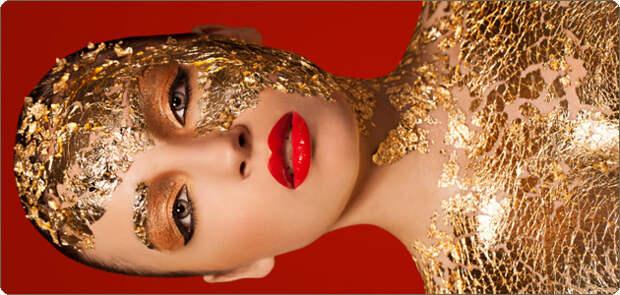 Золото в косметологии —  развенчание мифа