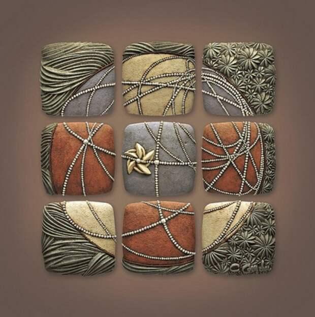 керамика художник Chris Gryder - 10
