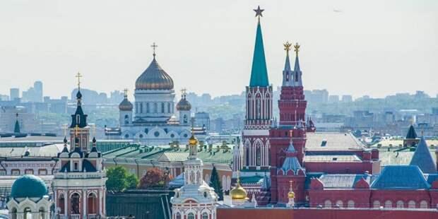 Сергунина: Москва претендует на три награды премии World Travel Awards. Фото: mos.ru