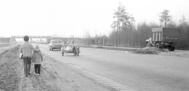 Сказки старого МКАДа автодорога, дорога, история, мкад, москва, ностальгия, ретро