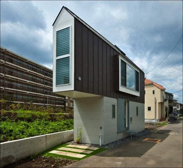 008 tokio Самые маленькие дома в мире