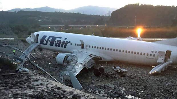 Как пилоты спасли пассажиров, но разбили самолет