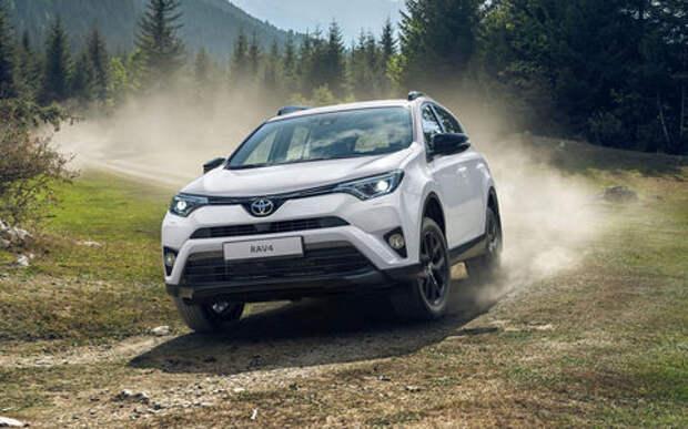 Снижены цены на старые Toyota RAV4. Но не на все