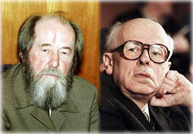ЛОЖЬ НА ЦЫПОЧКАХ.  К столетию со дня рождения Солженицына К двадцатилетию президентства Путина
