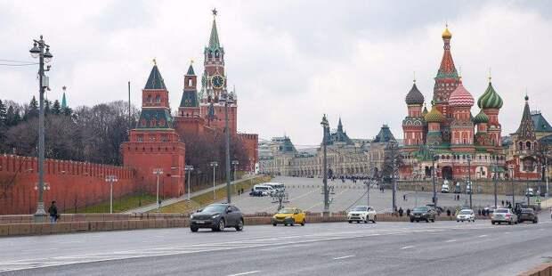 Режим временных ограничений в Москве сохраняется до 31 мая. Фото: mos.ru