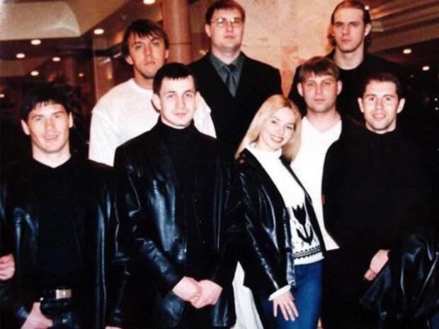 Члены Ореховской ОПГ. Фото: syl.ru