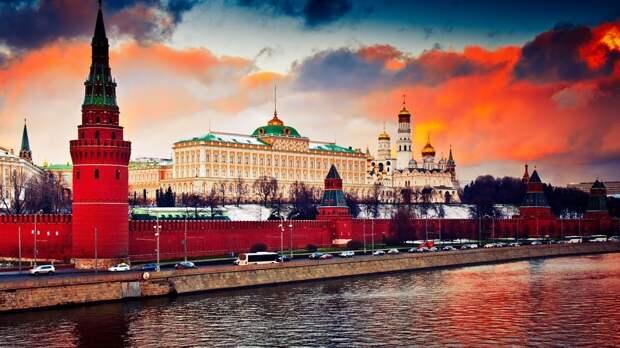 Почему у русских нет столицы