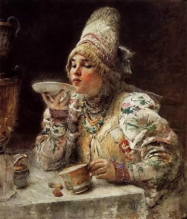 """Похлёбкин В.В: """"Чай русский национальный напиток, а не водка!"""""""