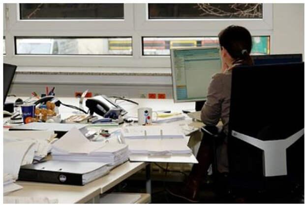 Россиянам дали советы для сохранения фигуры при сидячей работе