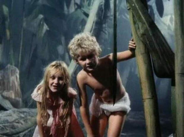 Как сложилась судьба юных актеров из «Необыкновенных приключений Карика и Вали»