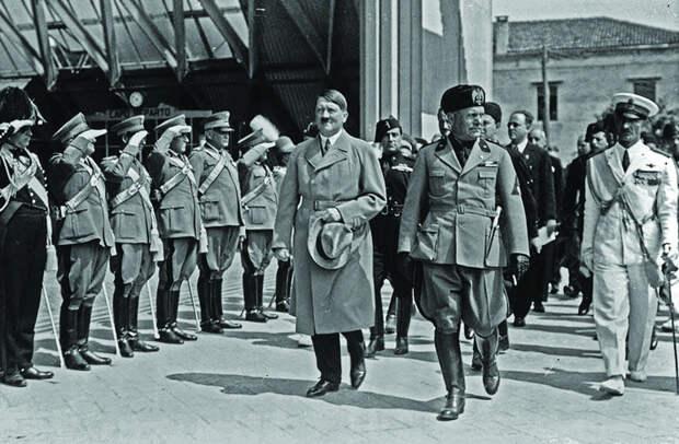 Италия в годы Второй мировой войны