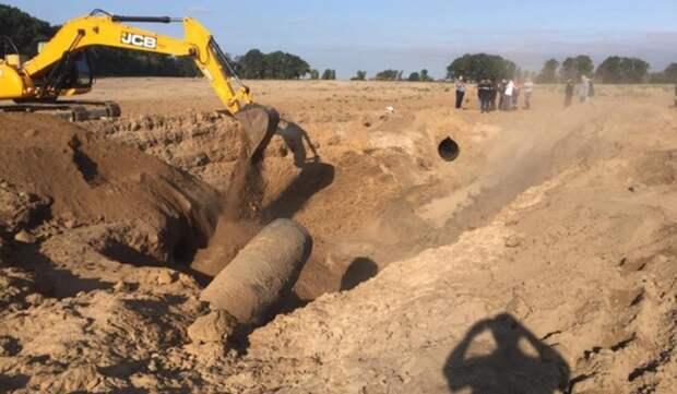 50-летний газопровод разошелся по швам: Украине пора резать ГТС