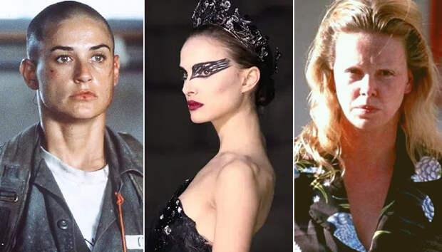 На какие жертвы пошли известные актрисы, чтобы получить заветные роли: Натали Портман, Деми Мур и др