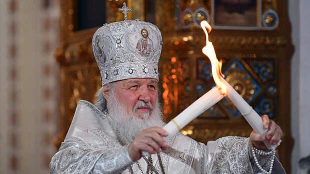 В РПЦ рассказали, когда Благодатный огонь доставят в Москву
