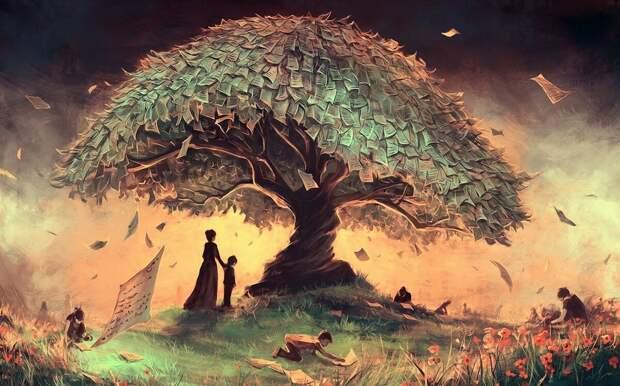 Род - это наши корни. Фото из открытых источников
