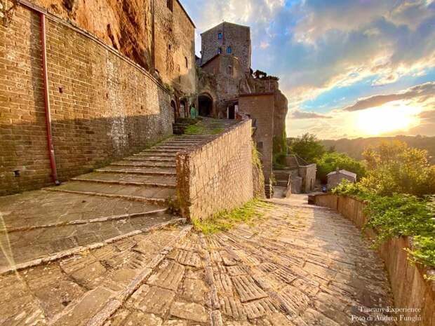 Италия. Тоскана. Маремма.