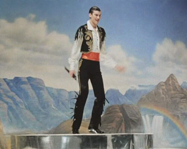 Советский танцор патентует чечетку