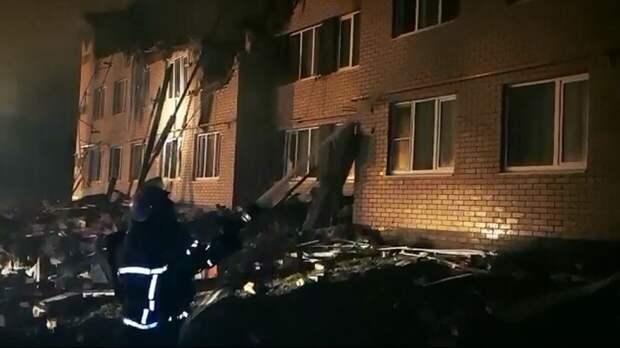 Сотрудников газовой службы задержали после взрыва в Нижегородской области
