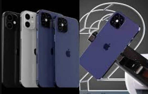 Новый iPhone 12 буксует на старте из-за нехватки электронных компонентов