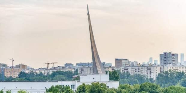 Собянин поздравил москвичей с Днём космонавтики. Фото: Ю. Иванко mos.ru
