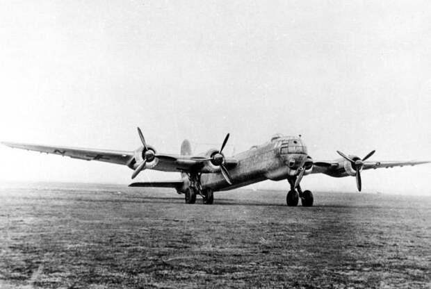 Heinkel He 177.   Фото: Klassiker der Luftfahrt.