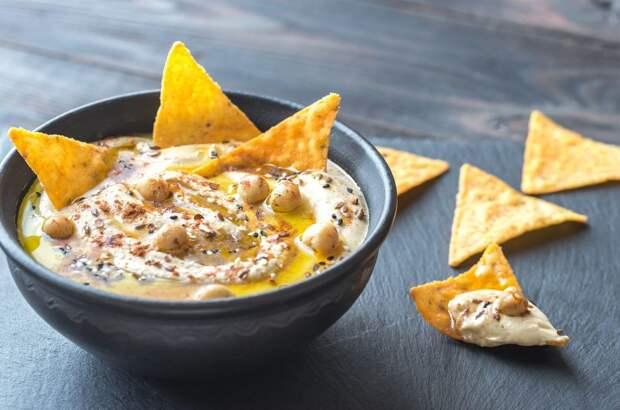 Хумус в домашних условиях: очень простой рецепт