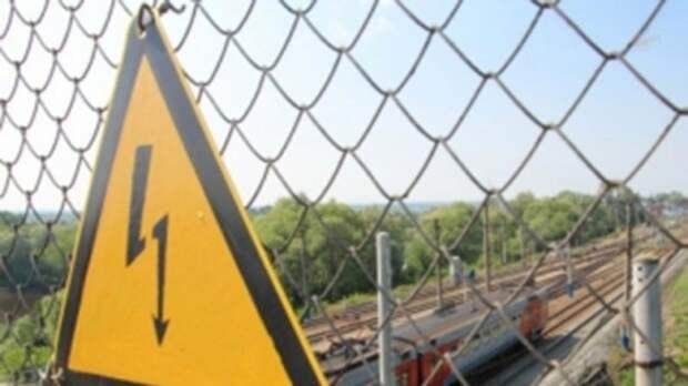 В Краснодарском крае подросток умер от удара током на железной дороге