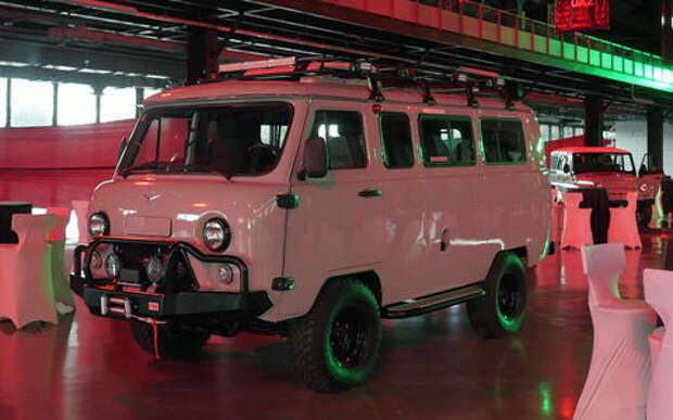 Внедорожники УАЗ теперь можно купить и в Мексике