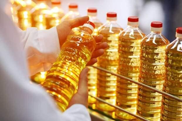 Цены на подсолнечное масло в России побили 200-летний рекорд