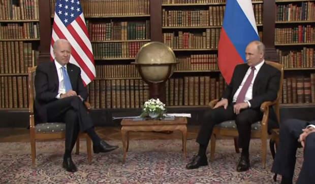 «Зарницы доверия» – пройдена мертвая точка российско-американских отношений