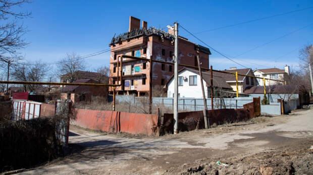 Лишать земельных участков будут владельцев самостроев вРостове