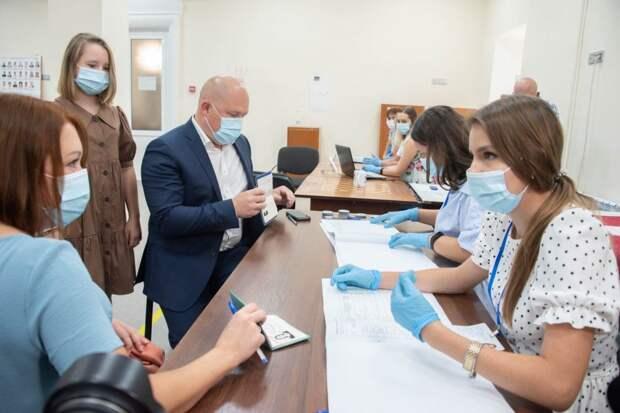 Даниленко назвал ожидаемой явку на выборах в Севастополе