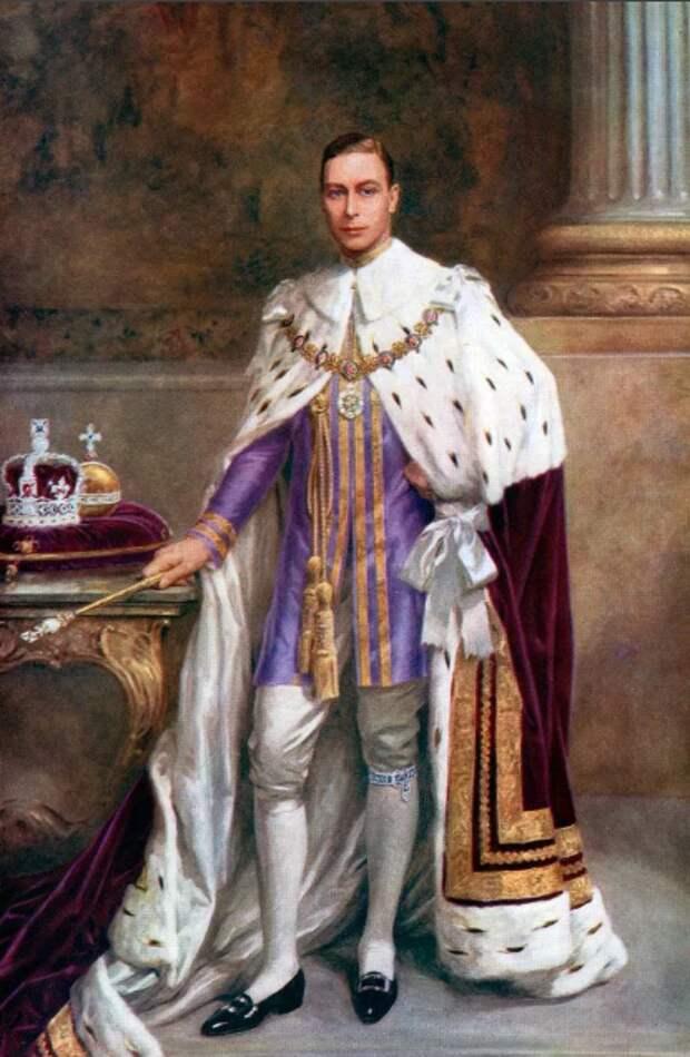 король Adward XVIII Эдвард XVIII