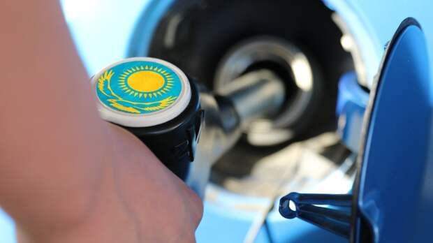 Выпуск бензина в Казахстане вырос на 8,9%