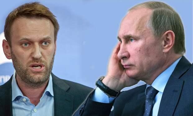 """Навальный и чушь про """"отравителя"""" Путина: у президента и внуки и маленькие дети"""
