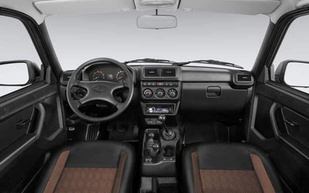 Обновленная Lada 4х4 поступила в продажу – цены известны