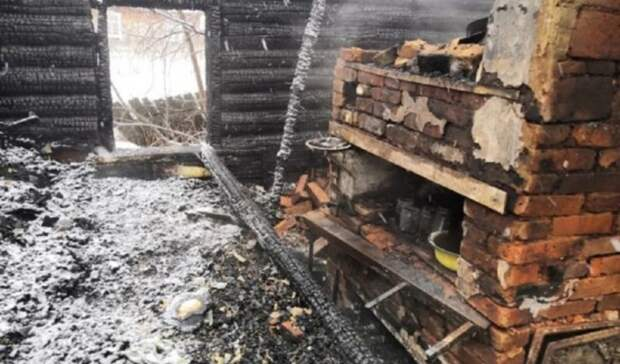90% ожогов тела: подробности пожара стремя пострадавшими под Нижним Тагилом