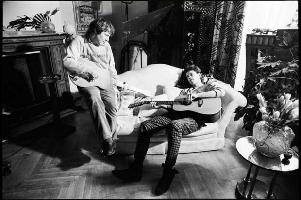 Фотографии из-за кулис фильма «Pink Floyd – The Wall»