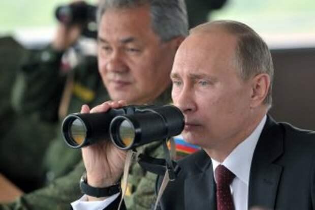 Путин сделал выбор - России надо готовиться не к Олимпиаде, а к войне