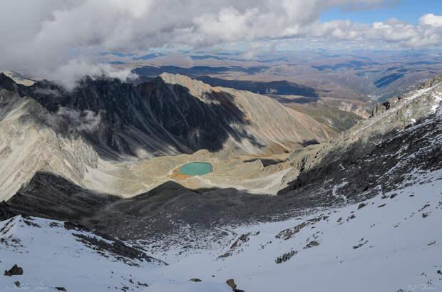 Взгляд с высоты 3350
