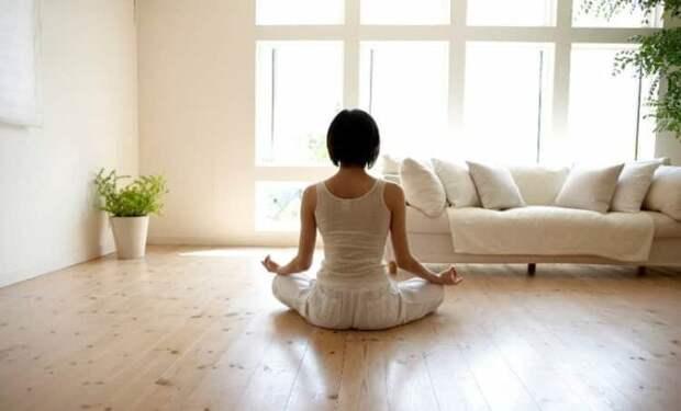 Вот 1 способ выгнать из дома всю негативную энергию