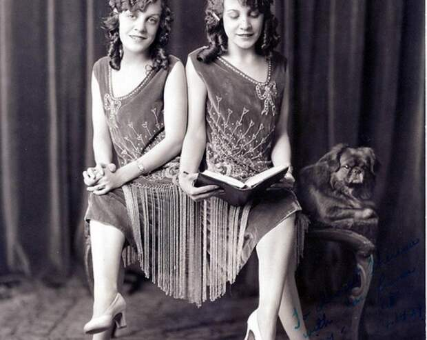 Сёстры Хилтон: грустная история актрис водевиля.