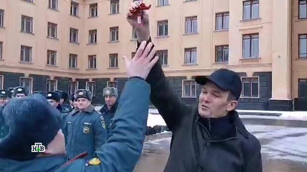 Экс-глава Чувашии Игнатьев подал в суд на Путина