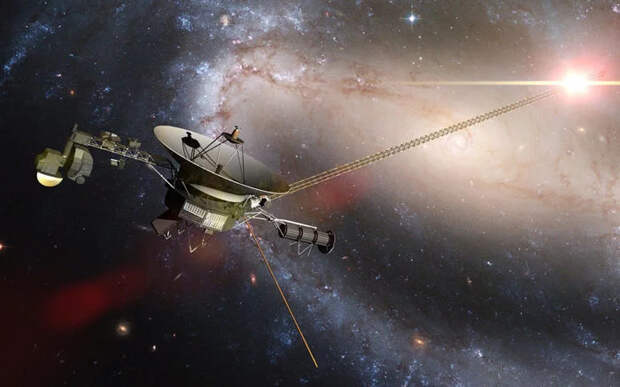 Восстановлена связь с аппаратом Voyager 2, который находится в межзвёздном пространстве Космос, Voyager 2, NASA, 3dnews