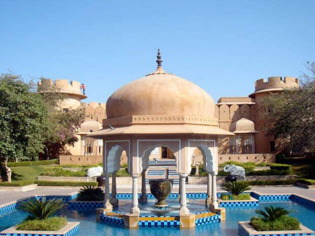 Джайпур отель