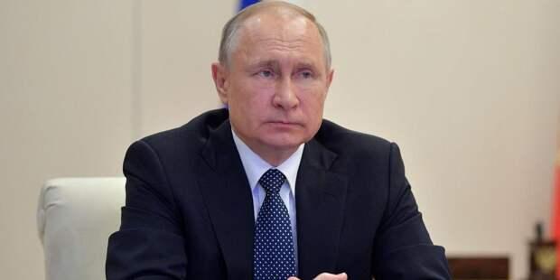 Путин о занятости и доходах граждан